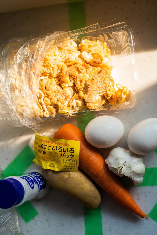 Matt Cooper — Leftover Omelette