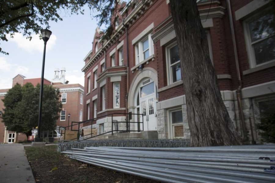Oldest building at WSU to re-open with fewer termites, more accessibility