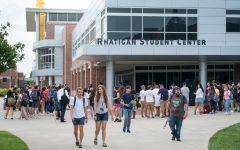 Rhatigan Student Center - file photo