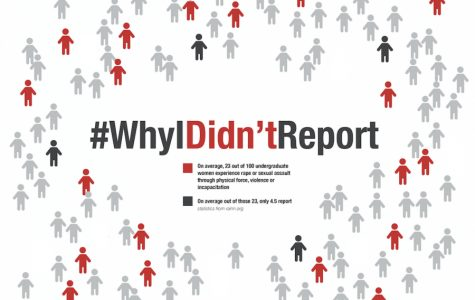Two years after being raped, WSU student shares her story of why she didn't report