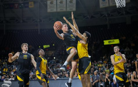 PHOTOS: WSU introduces new classes at Black and Yellow Scrimmage