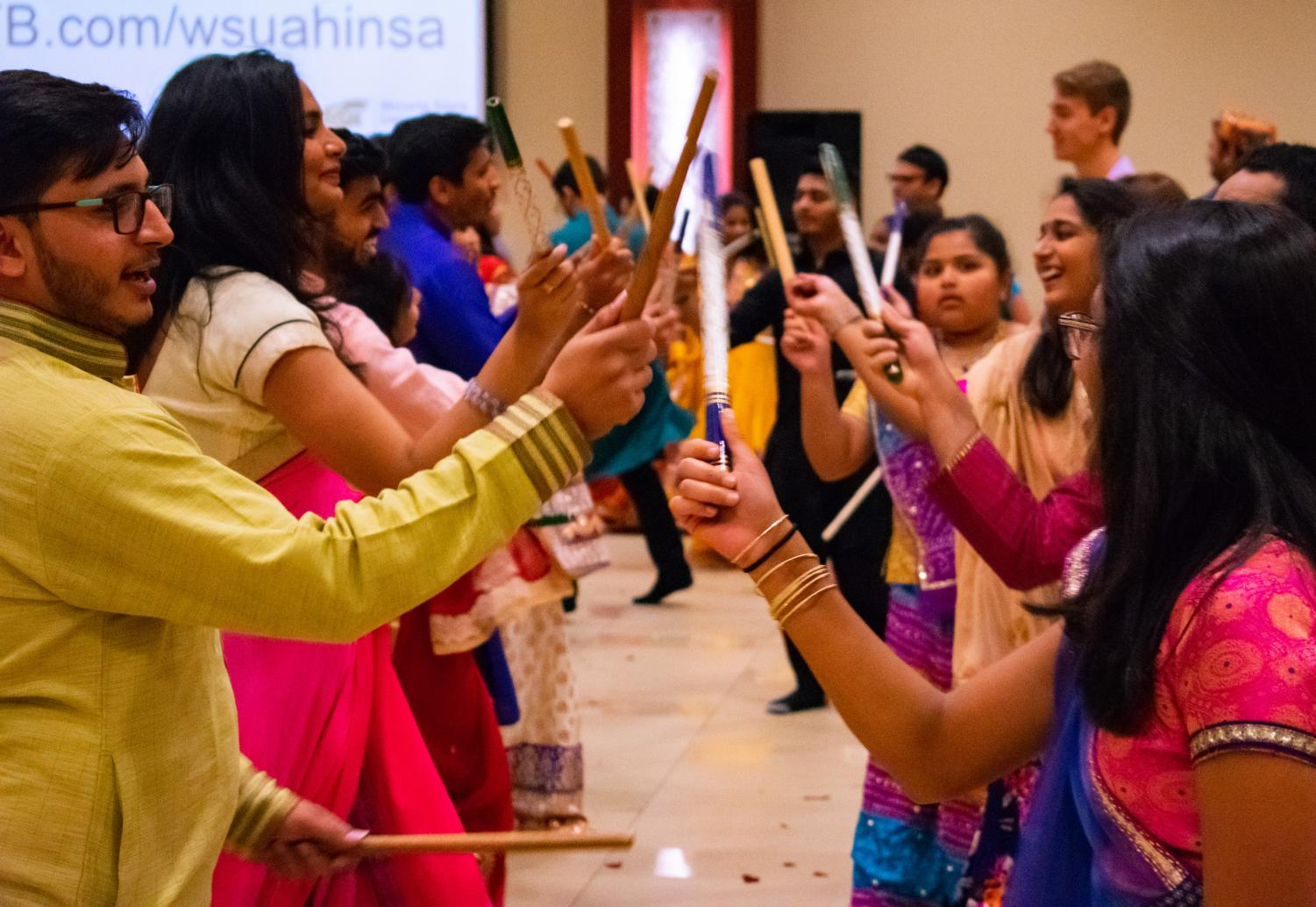 PHOTOS: AHINSA hosts Garba Night