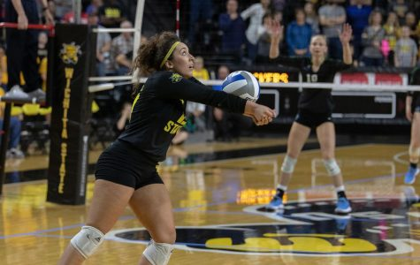 A long way from Milan: Civita chases volleyball dreams to Wichita State