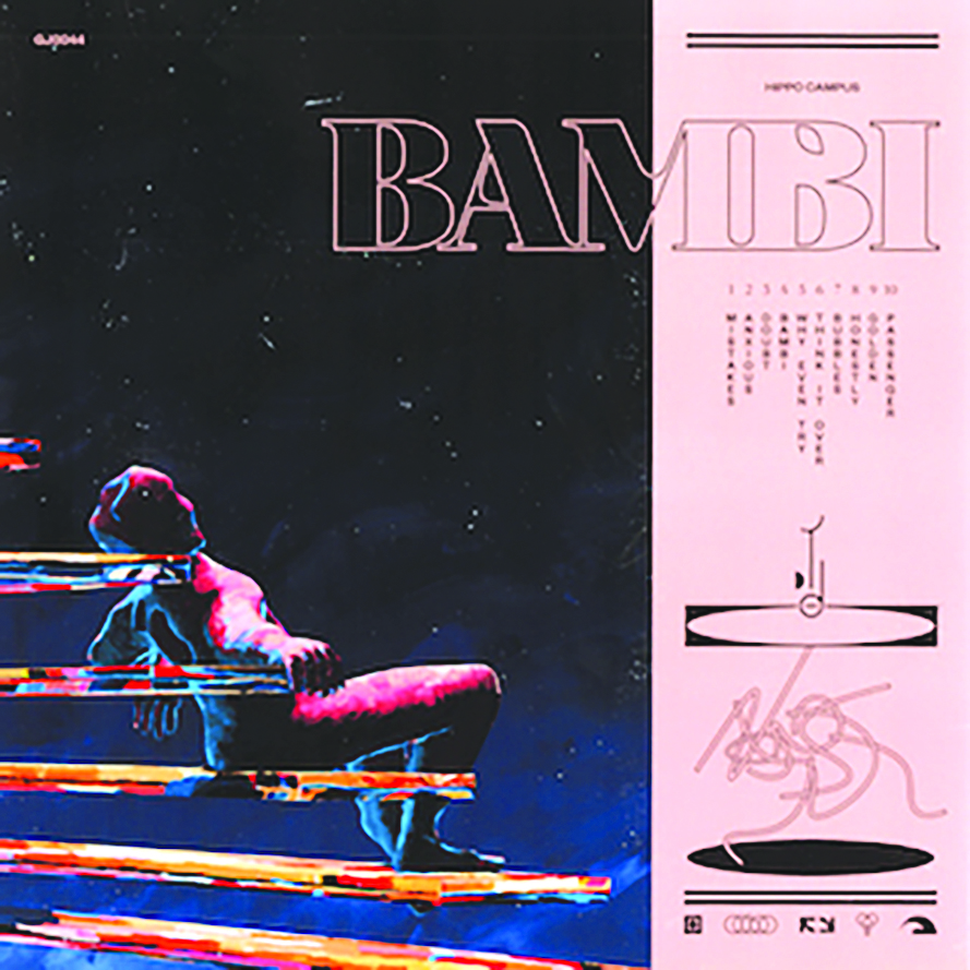 Hippo Campus emerges on a new wave with latest release 'Bambi'