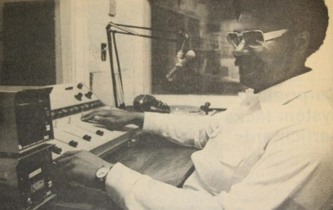 Sunflower Archives Oct. 10, 1979 — Braille console panels help blind student to learn