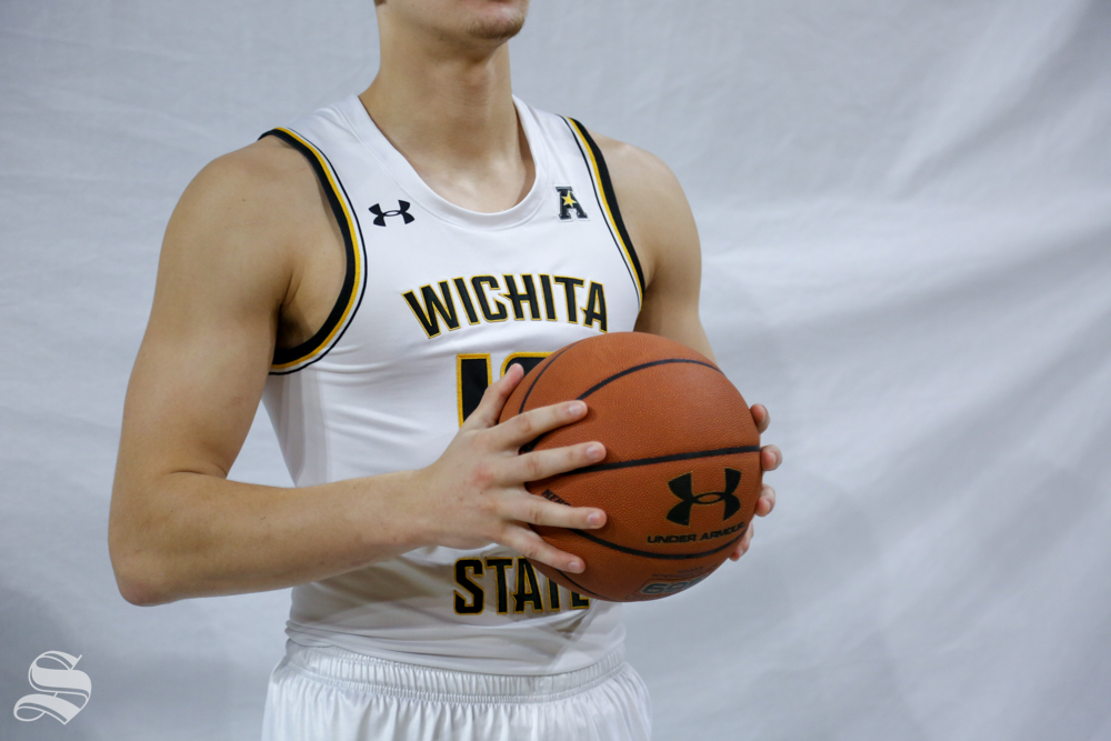Wichita State switched to Under Armour this year for all of their uniforms.