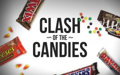 Clash of the candies: top 5 Halloween treats
