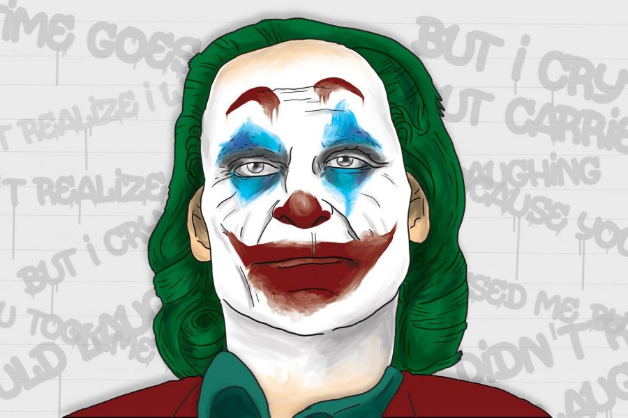 I should laugh, but I cry Analyzing the Joker\u0027s new look