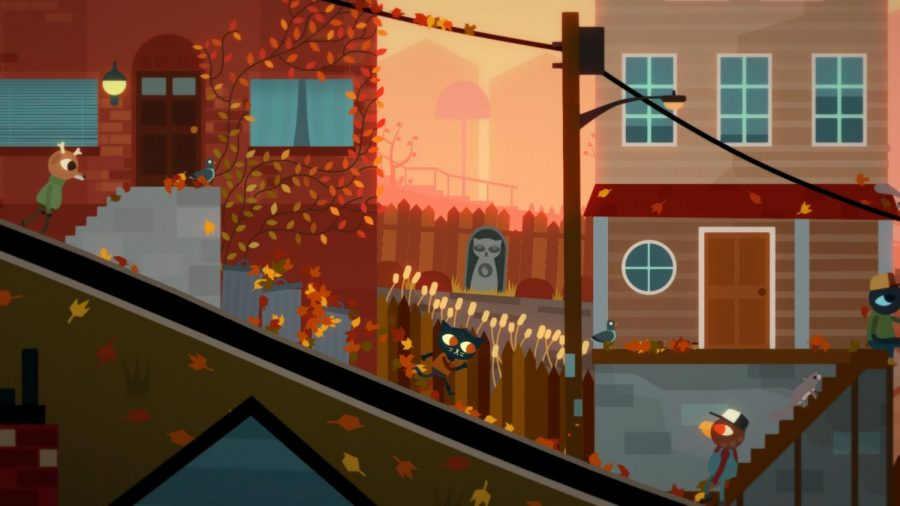 Courtesy — a screenshot from the video game