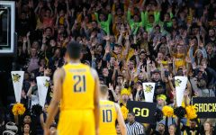 Wichita State hosts student section naming contest