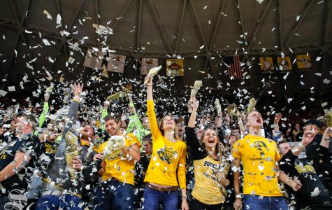 Student ticket pickup dates for men's basketball released