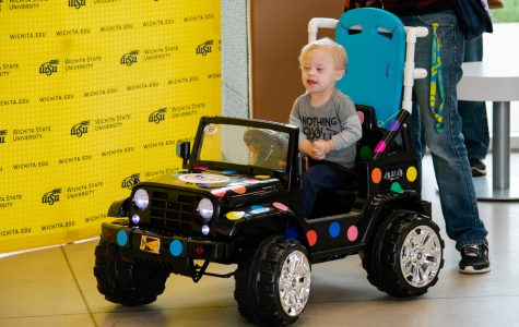 PHOTOS: GoBabyGo pit crews bring smiles to children with mobility challenges