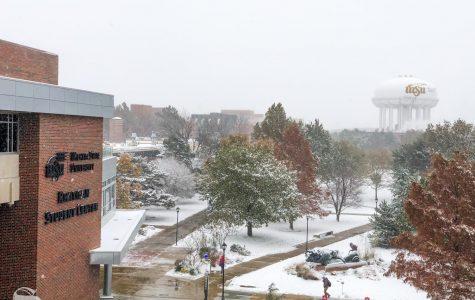 Barringhaus: Death by university snow