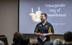 Transgender Day of Remembrance honored at WSU