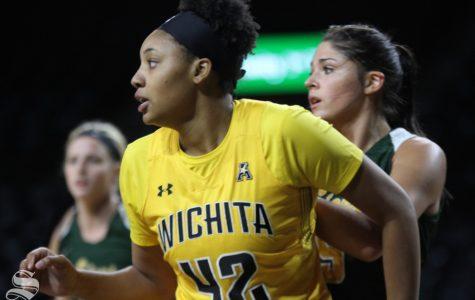 UTEP to WSU: Asia Henderson followed Keitha Adams to Wichita