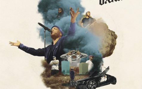 Oxnard: .Paak's hometown album