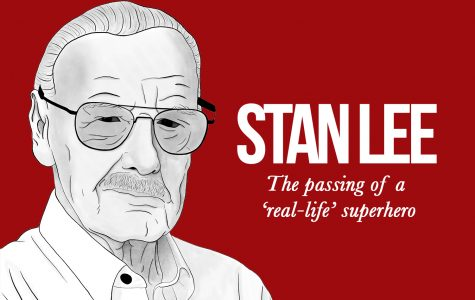 Stan Lee: The passing of a 'real-life' superhero