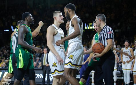 Shockers hit the road for second Big 12 showdown