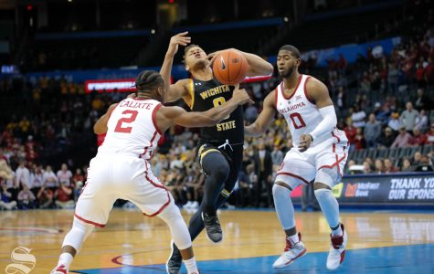 What led to Wichita State's 32-point loss to Oklahoma