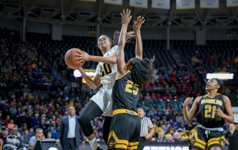 Shockers at full strength, beat Grambling State