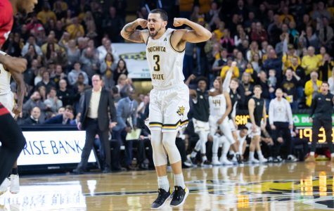 PHOTOS: Shockers outlast Gamecocks behind Haynes-Jones' 3 point basket