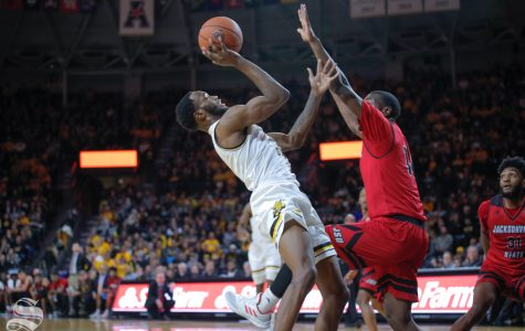By The Numbers: Improved shooting helps Shockers hold off Jacksonville State; McDuffie's second-half struggles continue