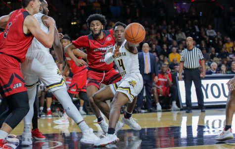 Haynes-Jones, Echenique lead Shockers past Jacksonville State