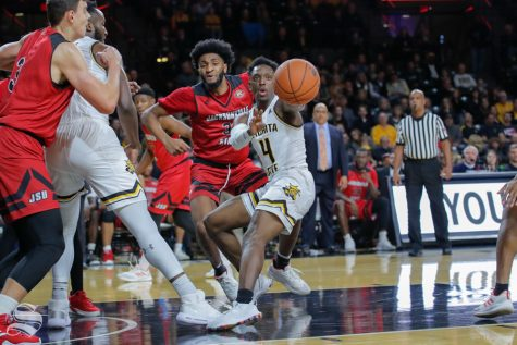 Haynes-Jones, Echenique lead Shockers past Jacksonville State
