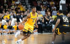 PHOTOS: Southern Mississippi misses game-ending free throws, Shockers win