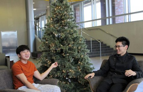 Far from home for the holidays: International students make the most of the season