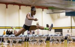 PHOTOS: Shockers hold indoor intrasquad meet