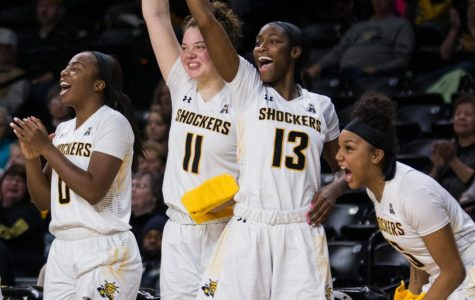 PHOTOS: Shockers take down Tigers 66-50