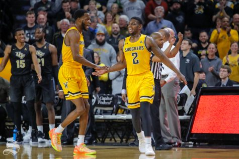 McDuffie leads Shockers to dominate second-half, WSU downs Oral Roberts