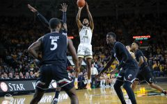 Shockers misfire on 26 three-pointers in loss to Cincinnati