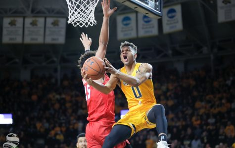 Shockers move into sole possession of sixth place behind strong play from Dennis, McDuffie
