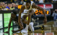 Shockers collapse in second half yet again