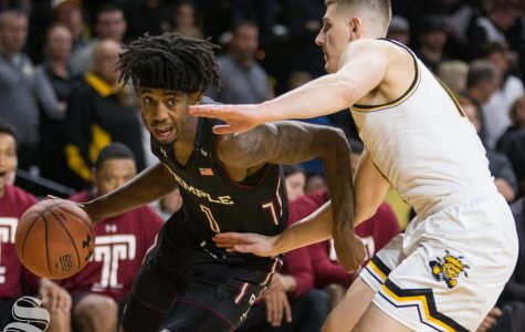 Temple shuts down Wichita State in overtime