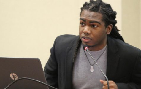 SGA cabinet responds to sexual assault accusations against Student Body President Kenon Brinkley