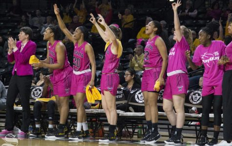 PHOTOS: Shockers tame Mustangs, 53-42