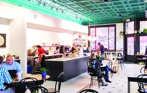 Leslie's Coffee Company soars in historic Delano