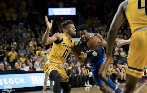'It's on me': Gregg Marshall defends players after Wichita State surrenders 16-point lead
