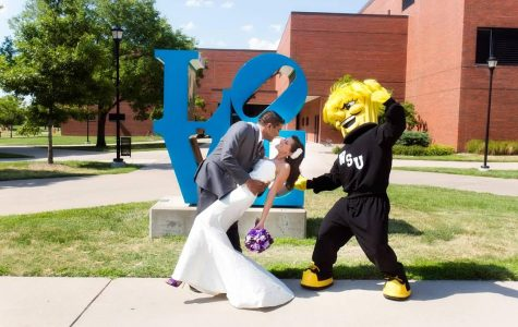 A Gand-Wu love story: Trish and Bobby Gandu love each other, WSU