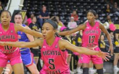 Shocker women maintain 19-point halftime lead, hold off SMU