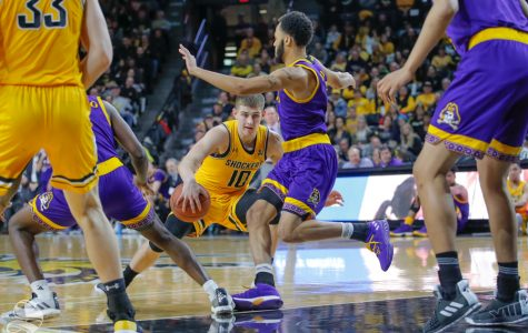 Shockers to play short-staffed East Carolina in AAC tournament first round
