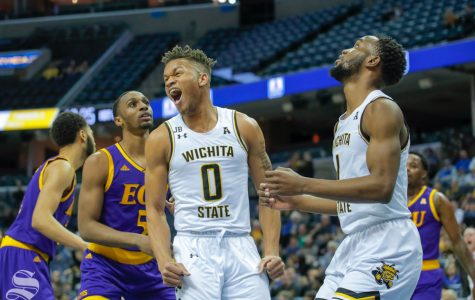 PHOTOS: Shockers steal Pirates' treasure, advance to quarterfinals