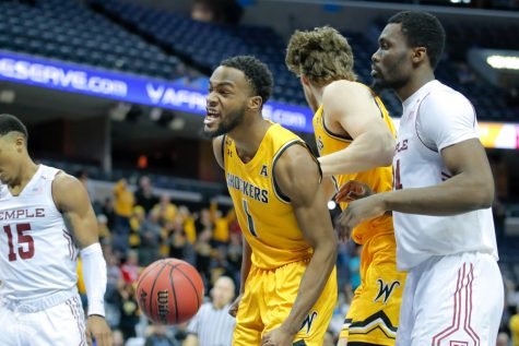 Shockers show promise against No. 2 UConn.