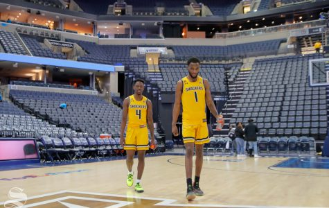McDuffie, Haynes-Jones lead Wichita State to final push; Shockers fall one possession shy of AAC Championship