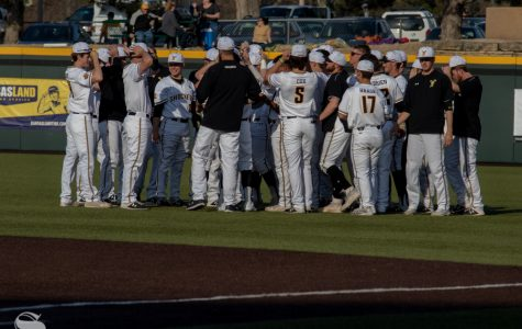 Wichita State baseball clinches No. 8 seed in conference tournament