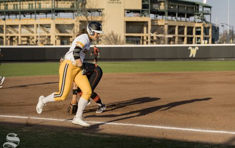 PHOTOS: Shockers fall to Cowgirls at home
