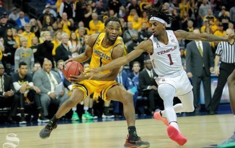 Wichita State advances to semifinals thanks to McDuffie's career-best 34 points